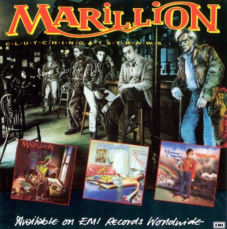 Marillion - Tourbook - Clutching At Straws - Winter Of 1987-88 26