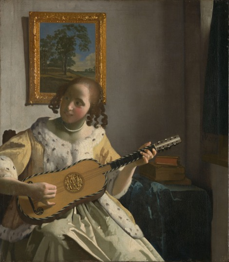 The Guitar Player (Vermeer) - Wikipedia, the free encyclopedia