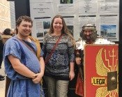 Err, some Romans? (and me)