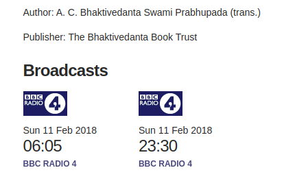 The BBC should not give the Hare Krishnas a platform to preach